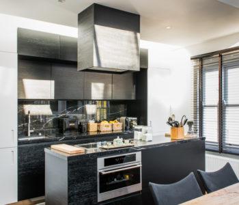 Cucina. Notting Hill, Londra. 2015, foto di Xavier Béjot | maii-interiors.com