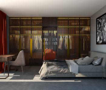 Camera da letto - Made in italy - Interior design